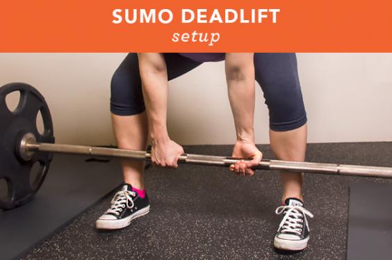 Sumo Deadlift