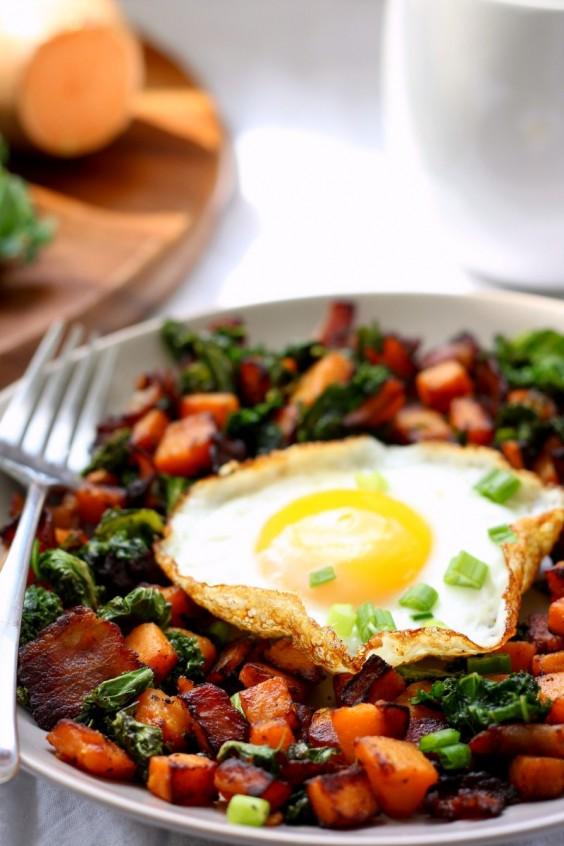 Facile à cuisiner des recettes de petit-déjeuner