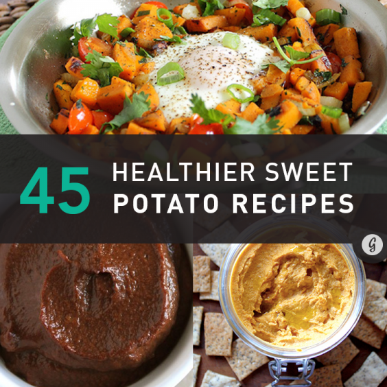 45 Creative Ways To Cook Sweet Potato