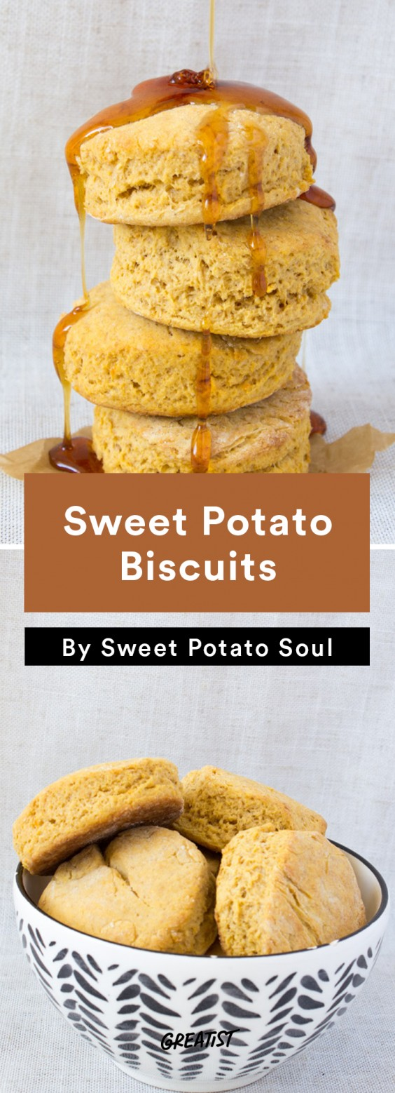 Sweet Potato Soul: biscuits