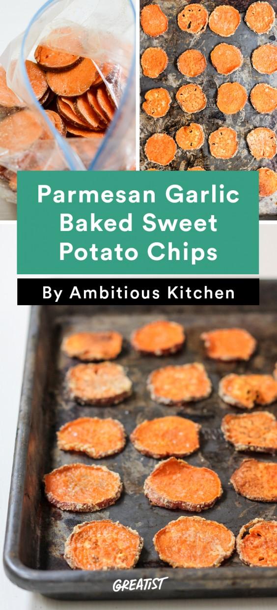 Ambitious Kitchen Roundup: Sweet Potato Chips