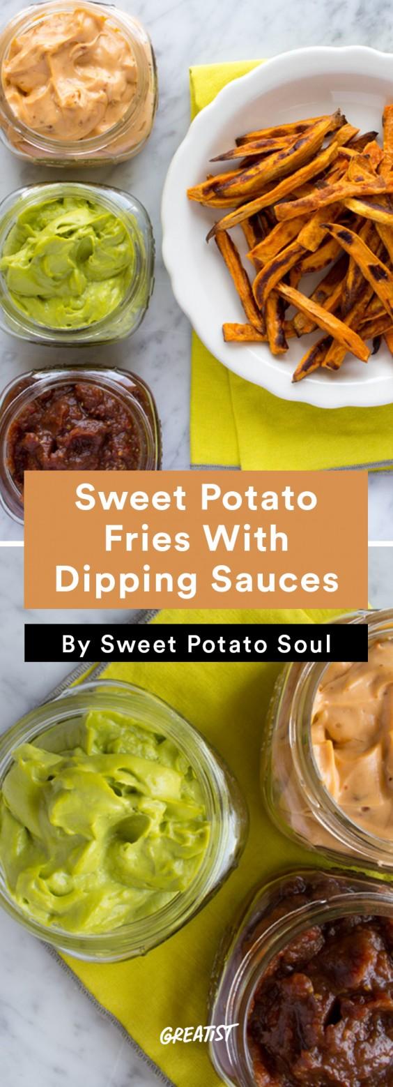 Sweet Potato Soul: fries