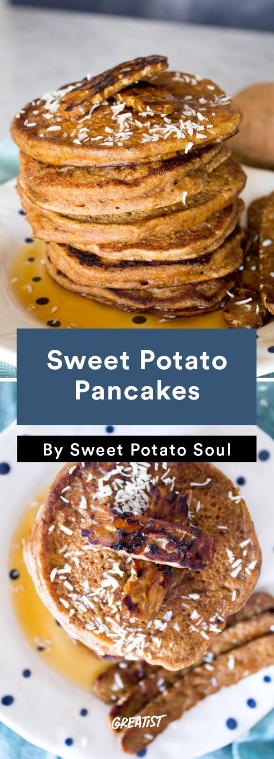 Sweet Potato Soul: pancakes