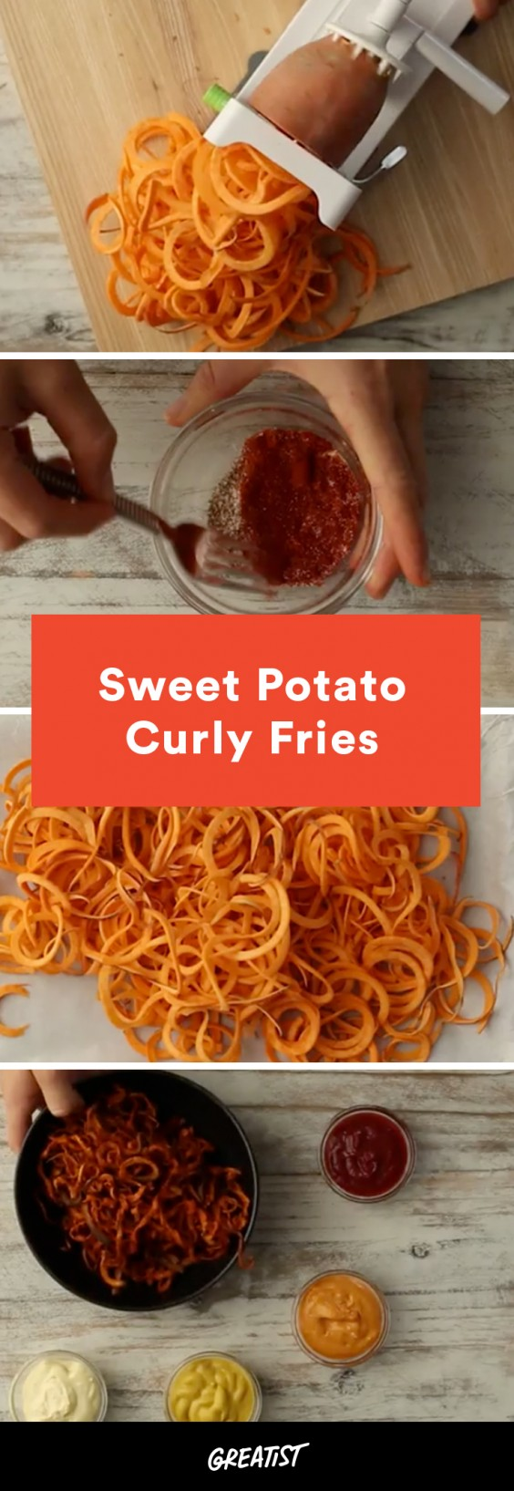 video: sweet potato fries