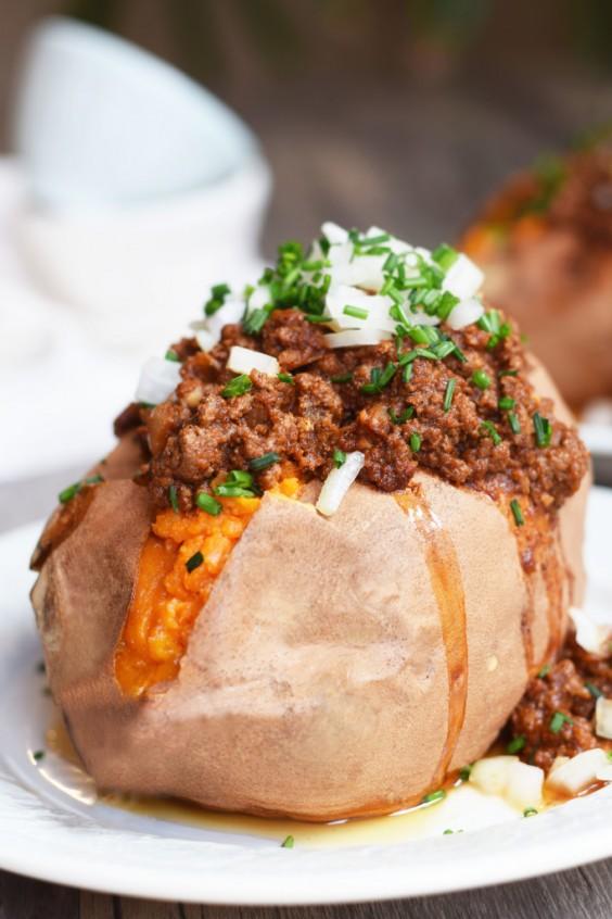 whole30: Enchilada Sweet Pots