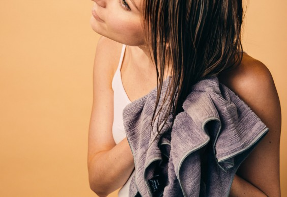 Hair Styling Tips: Towel Dry