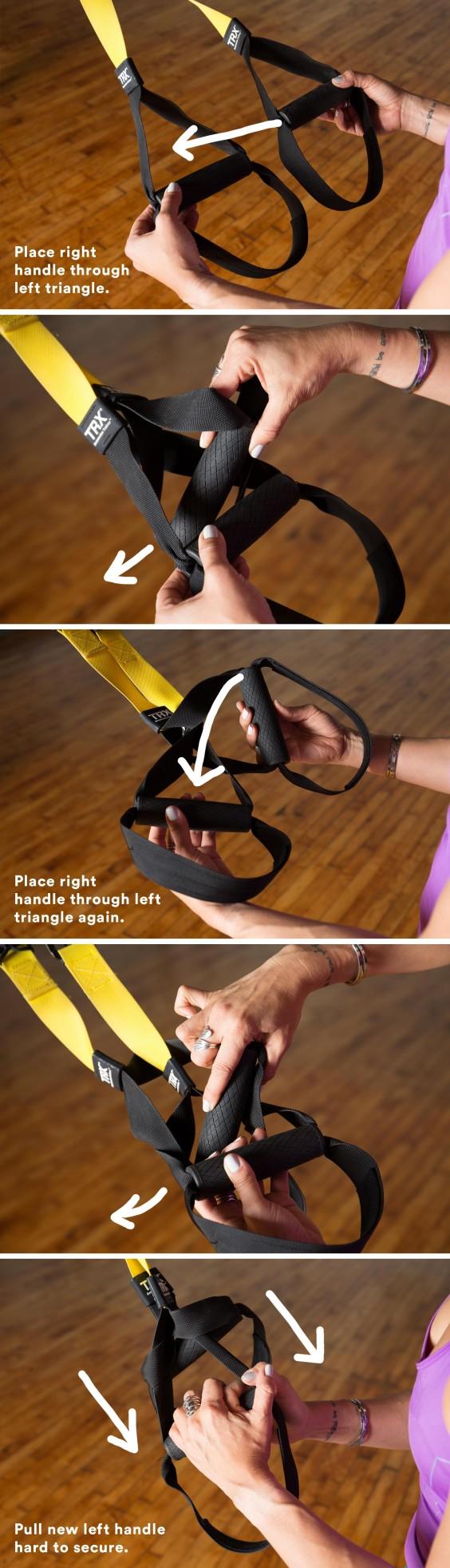 How to Tie TRX