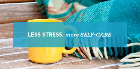 The Perfect Taper: Self-Care