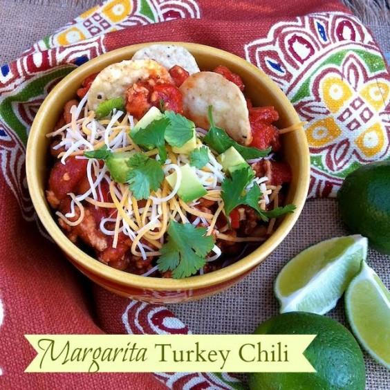 8. Margarita Turkey Chili