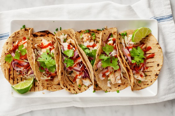 Tequila Lime Tacos