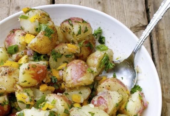 Terragon Potato Salad