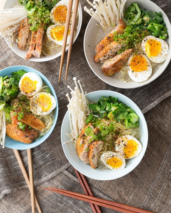 Ramen recipes 17 diy meals that will make you forget for How to make healthy soup for dinner