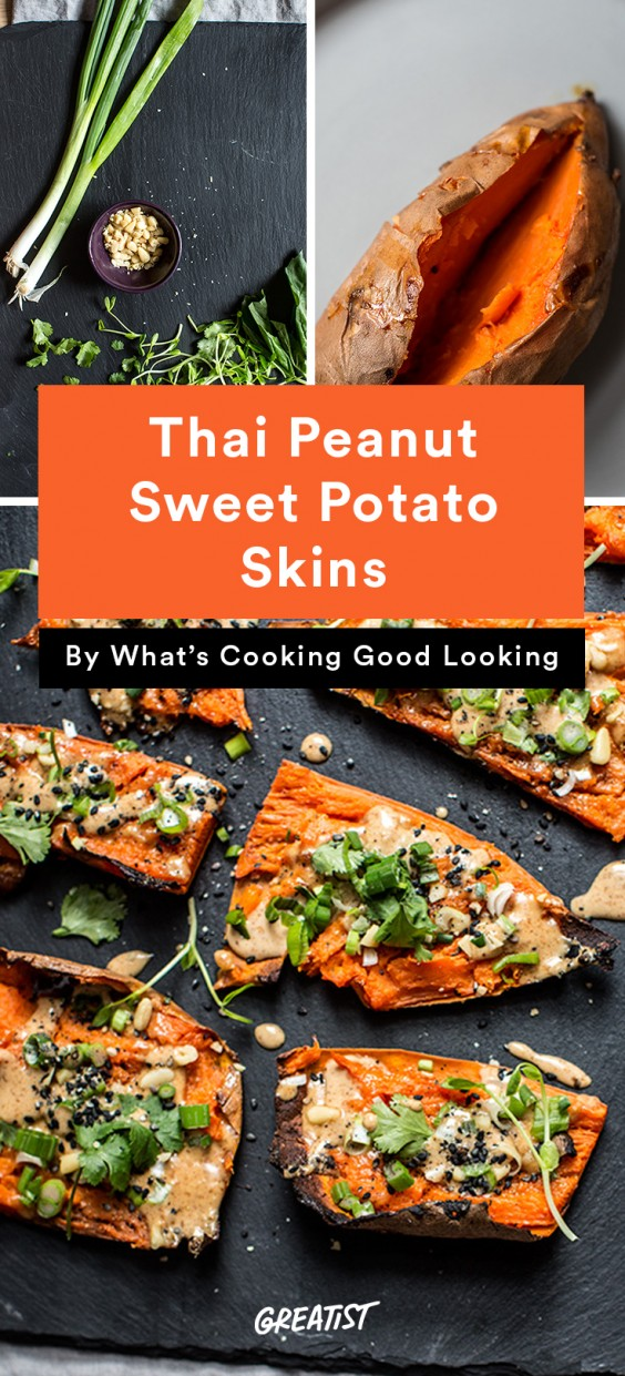 whats cooking good looking: Sweet Potato Skins