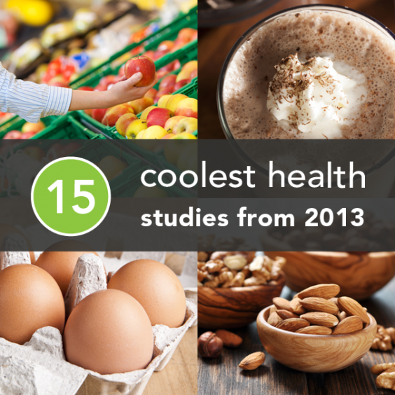 The 15 Studies from 2013 that Matter to Your Health Most