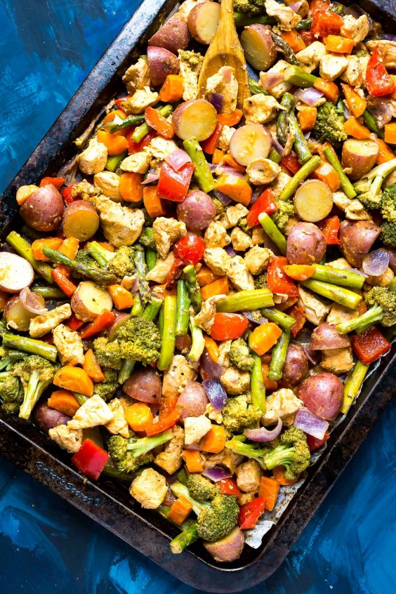 19 One-Pan Recipes That Cut Your Meal-Prep Time in Half - image 202256
