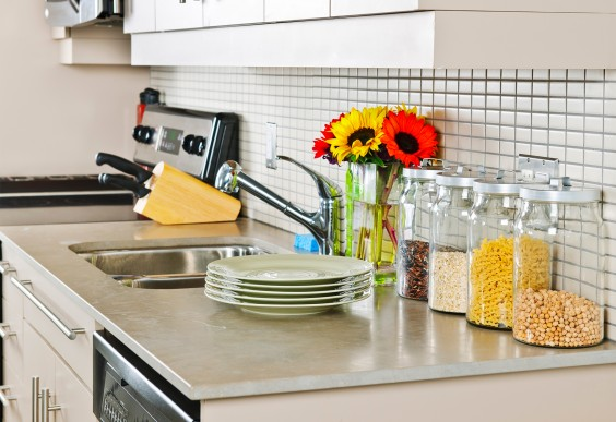 small kitchen ideas that save space greatist
