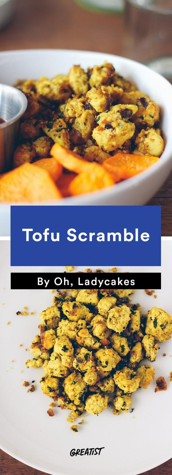 oh ladycakes: Tofu Scramble
