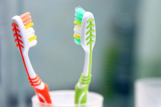 21 Germiest Places You're Not Cleaning: Toothbrushes