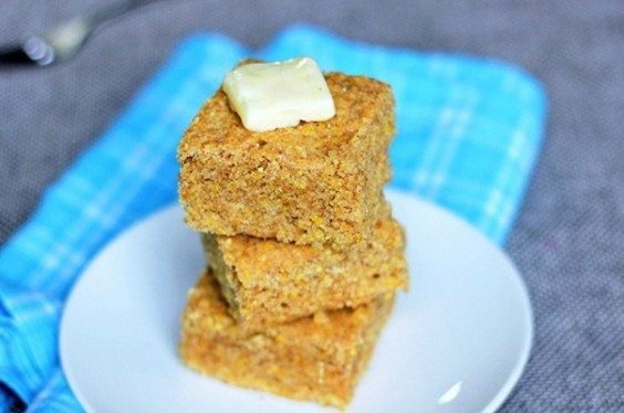 Totally Addictive Cornbread