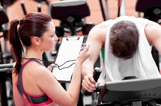 Choosing a Personal Trainer: Motivation