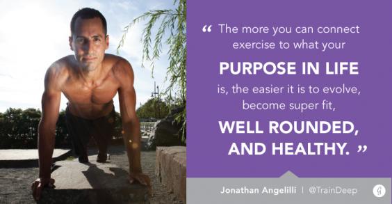 Trainers Advice: Jonathan Angelilli