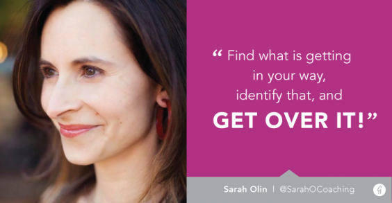 Trainers Advice: Sarah Olin