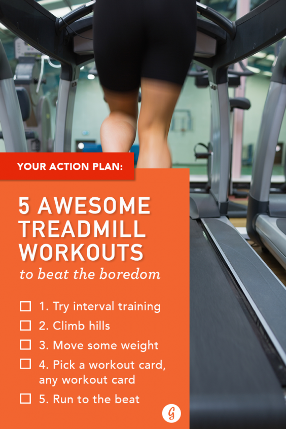 Treadmill Action Plan