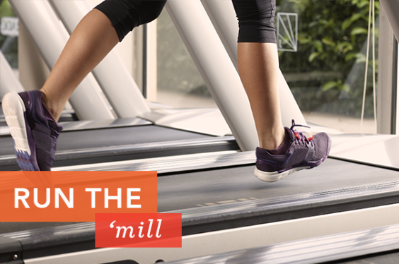 Run on the Treadmill