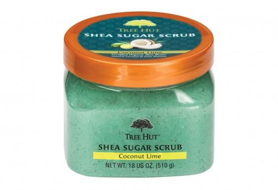 Tree Hut Coconut-Lime Sugar Scrub - Jet.com