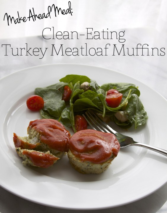 turkey meatloaf muffin