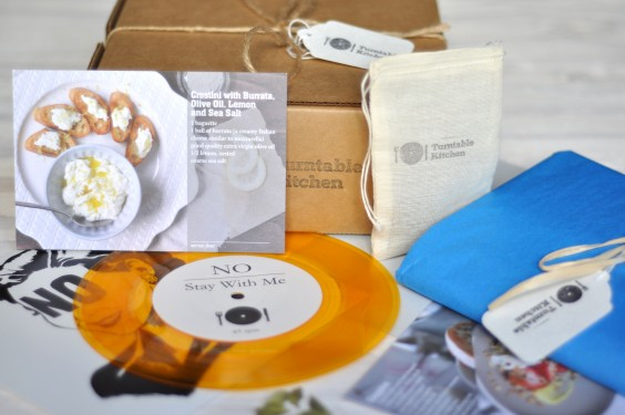Subscription Box Healthy Snacks: Turntable Kitchen