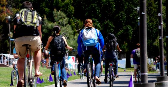 25 Healthiest Colleges: University of California at Santa Barbara