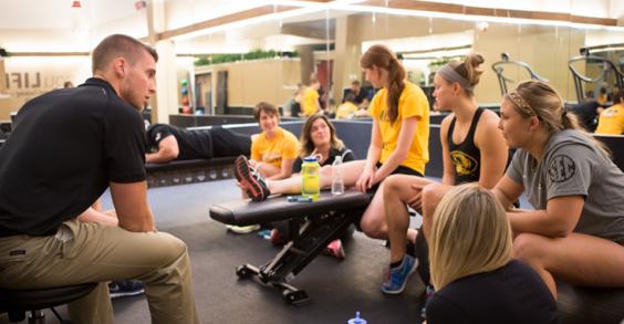25 Healthiest Colleges: University of Missouri at Columbia