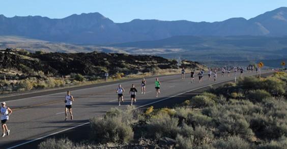 50 Best Races: Utah, St George Marathon
