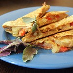 Vegetable Quesadilla_150sq