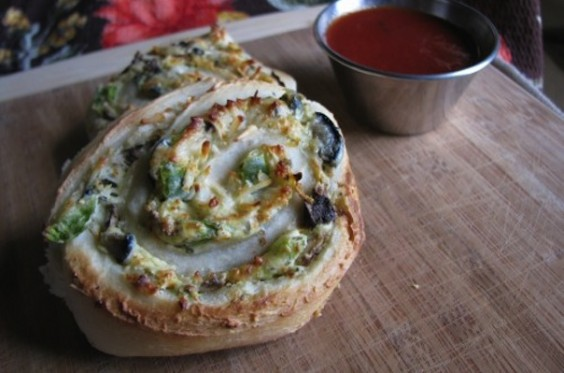 Veggie Roll-Up