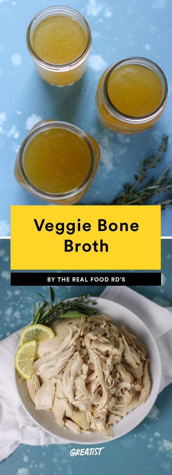 Veggie Bone Broth