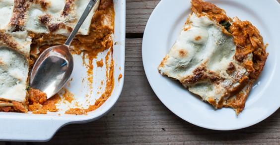 Vitamix Lasagna