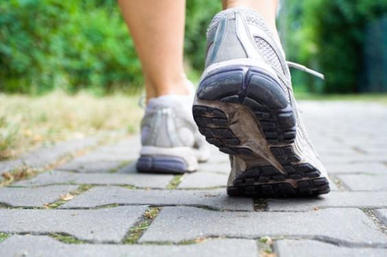18 Ways to Change Up Your Running Routine: Walk