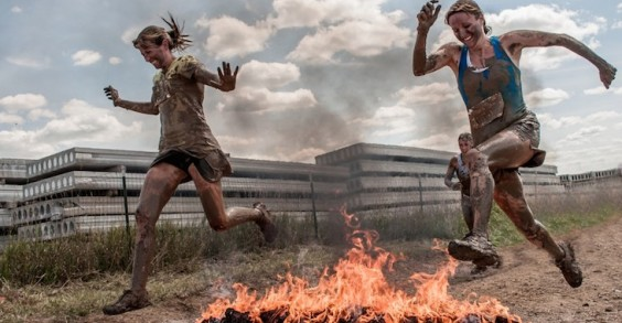 Themed Races: Warrior Dash
