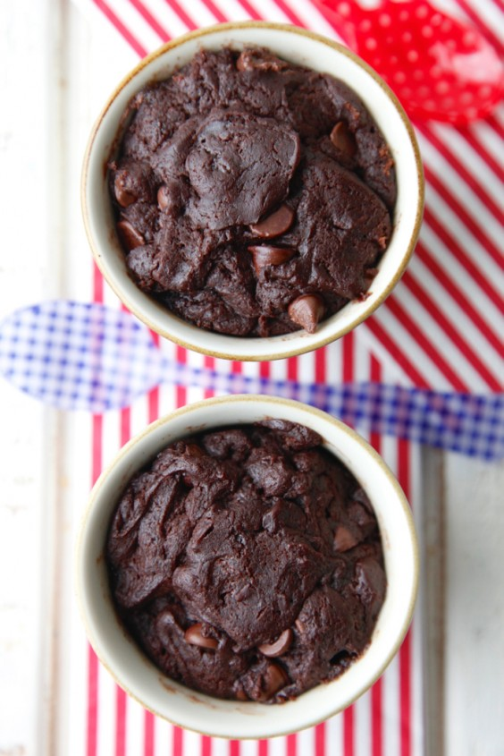 Mug Meals: Double Chocolate Brownie