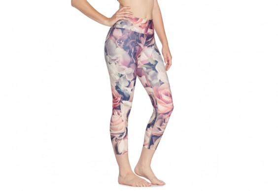 Werkshop Floral Leggings