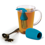 Whale Tail Tea Infuser