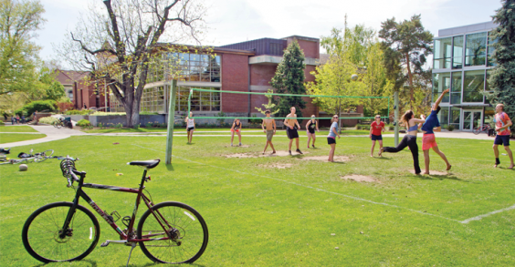 25 Healthiest Colleges: Whitman College