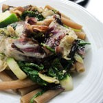 Whole-Wheat Rigatoni with Greens_150sq