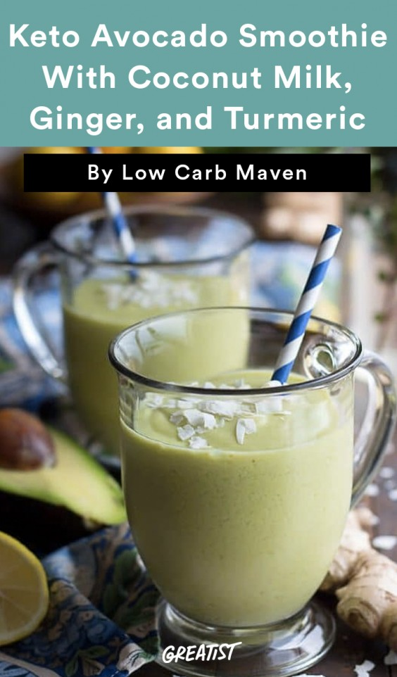 Keto Smoothie Recipes! 23 Low Carb Protein Shakes You'll Love On The Keto Diet