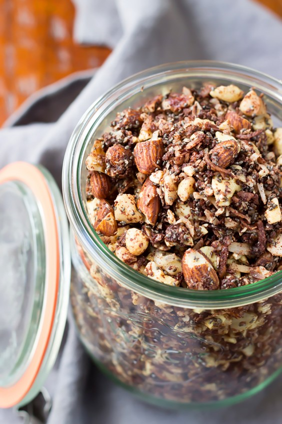 Homemade Granola: Recipes That Are Actually Healthy | Greatist