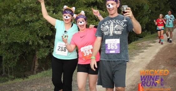 Themed Races: Wicked Wine Run