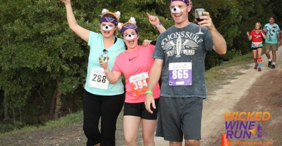 Themed Races: Wicked Wine Run
