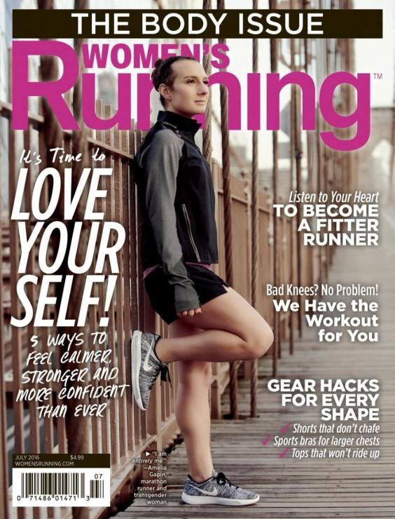 Women's Running Cover